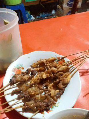 Foto 4 - Makanan(Sate Ayam dan Sate Kambing) di Sate DJ oleh Fadhlur Rohman