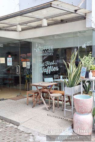 Foto review BROWNFOX Waffle & Coffee oleh Sillyoldbear.id  10