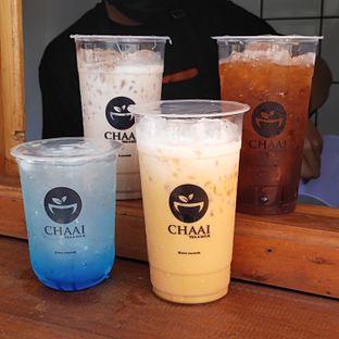 Foto review Chaai Tea & Milk Cafe oleh Chris Chan 1