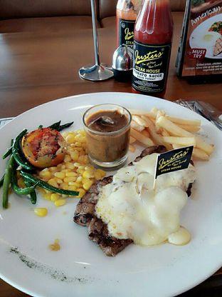 Foto 1 - Makanan di Justus Steakhouse oleh Kenny Lazuardi
