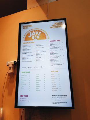Foto 6 - Menu di Jooz Bar oleh Eat and Leisure