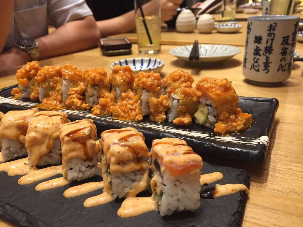 Oishi Review