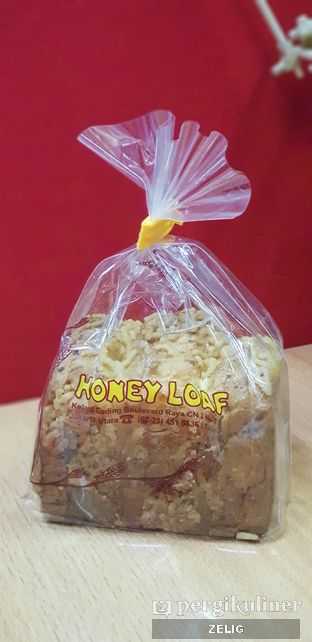 Foto 2 - Makanan di Honey Loaf oleh @teddyzelig