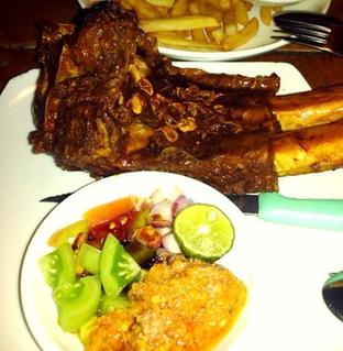 Foto - Makanan di Iga Bakar d'Jogja oleh separuhakulemak