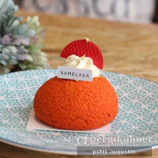 Foto 7 - Makanan(Thai Tea Cake) di Grob Kaffee oleh Putri Augustin