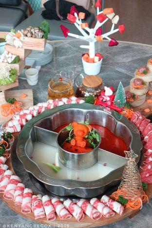 Foto 1 - Makanan di Chongqing Liuyishou Hotpot oleh @kenyangbegox (vionna)