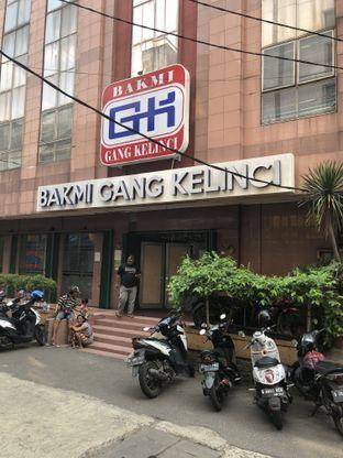 Foto 6 - Eksterior di Bakmi Gang Kelinci oleh @Sibungbung