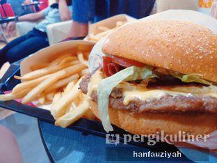 Foto review Burger King oleh Han Fauziyah 2