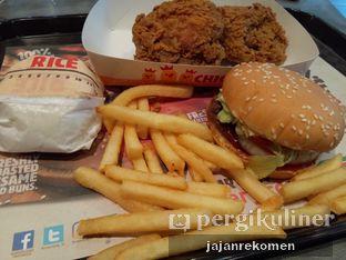 Foto 3 - Makanan di Burger King oleh Jajan Rekomen