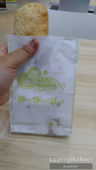 Foto Makanan di Cireng Keraton