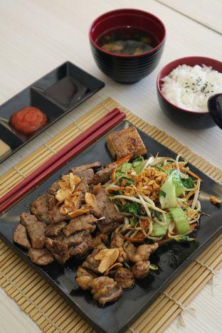 Foto 4 - Makanan di Kokeshi Teppanyaki oleh feedthecat