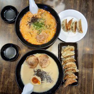 Foto 1 - Makanan di Ramen Kanbe oleh Komentator Isenk