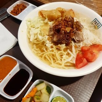 Foto Makanan di Soto Betawi Menteng