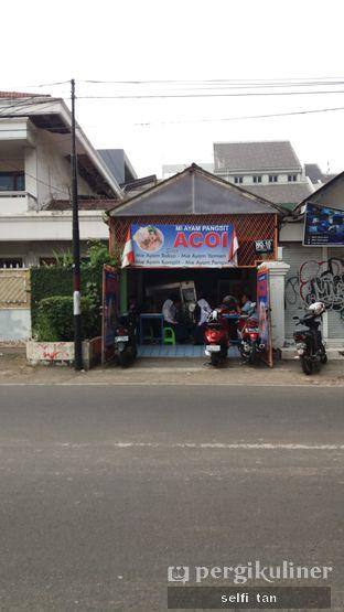 Foto 2 - Eksterior di Mie Ayam Acoi oleh Selfi Tan