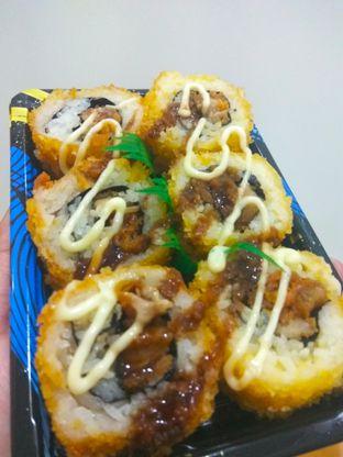 Foto - Makanan di AEON Sushi Dash & Go oleh @dimasaryadamara