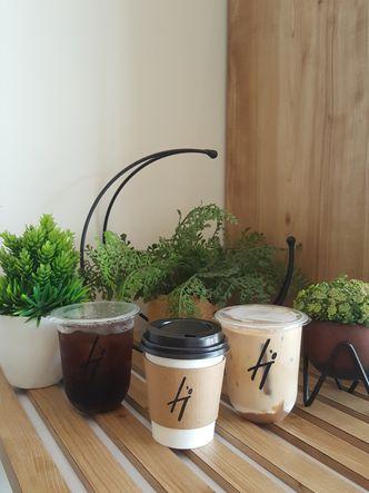 Foto Makanan di Hierarki Coffee