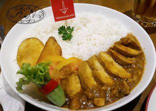Foto 1 - Makanan(Teriyaki Chicken Schnitzel) di De Mandailing Cafe N Eatery oleh Anggriani Nugraha