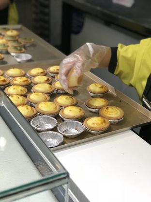 Foto 3 - Makanan di Hokkaido Baked Cheese Tart oleh Vicky Angdi