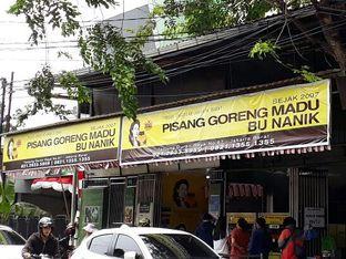Foto review Pisang Goreng Madu Bu Nanik oleh nita febriani 2