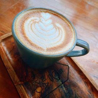 Foto 3 - Makanan(Latte) di Kopi Nako oleh Tatan
