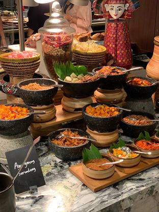 Foto review Sugar & Spice - Hotel InterContinental Jakarta Pondok Indah oleh Isabella Chandra 1