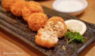 Foto 3 - Makanan(Salmon Ball Age) di Sushi Tei oleh @kulineran_aja