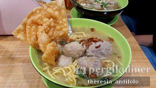 Foto 1 - Makanan di Bakso Solo Samrat oleh IG @priscscillaa