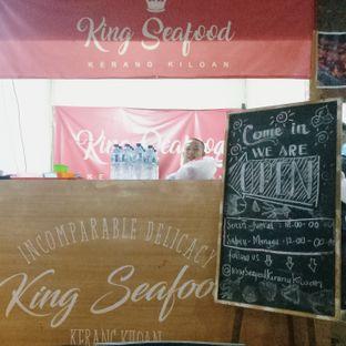 Foto review King Seafood oleh Rizki Ayu Marya 1