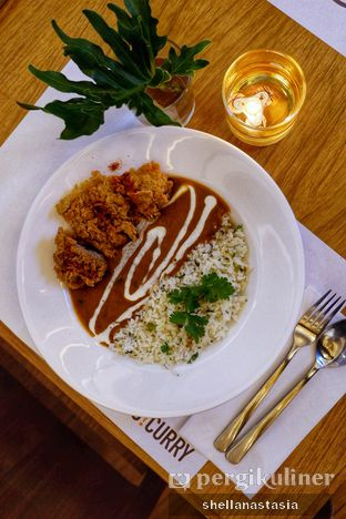 Foto 1 - Makanan(Tikka Masala Butter Rice Chicken) di Go! Curry oleh Shella Anastasia