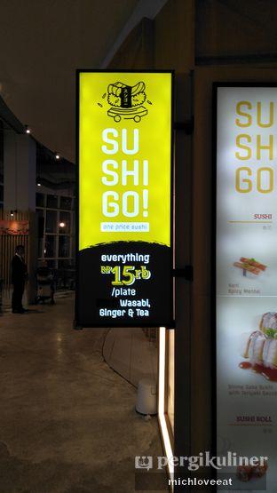 Foto 9 - Interior di Sushi Go! oleh Mich Love Eat