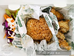 Foto - Makanan(Cajun Set Rice) di Wingstop oleh Irene Stefannie @_irenefanderland