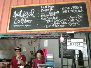 Foto review Awiligar Container oleh Adinda Firdaus Zakiah 2