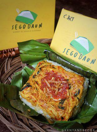 Foto 2 - Makanan di Sego Daun oleh Vionna & Tommy