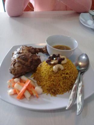 Foto 1 - Makanan(Nasi Biryani Ayam) di GH Corner oleh Taufan Iqbal