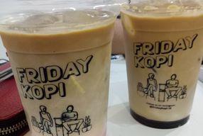 Foto Friday Kopi
