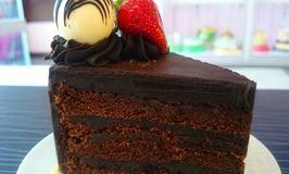 Stellete Cake