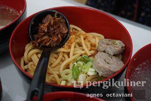 Foto 2 - Makanan(Bakmi) di Bakso Nya'Babe oleh Agnes Octaviani