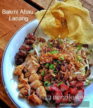 Foto - Makanan di Bakmie Ahau Lanang oleh Asiong Lie @makanajadah