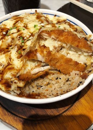 Foto 4 - Makanan(Chicken katsu don) di Kintaro Sushi oleh Claudia @claudisfoodjournal