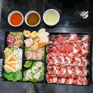 Foto 3 - Makanan(Premium Family Set) di Bar.B.Q Plaza oleh Luthfizar Hilmandio Akbar