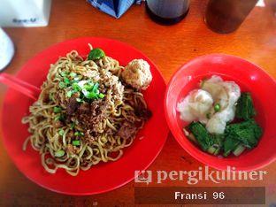 Foto - Makanan di Bakmi Ahok Dempo Palembang oleh Fransiscus