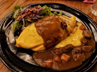 Foto Makanan di House Of Omurice