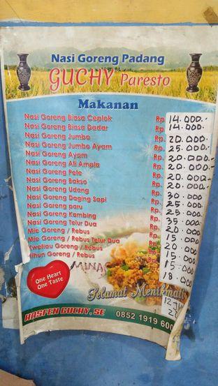 Foto 5 - Menu di Nasi Goreng Padang Guchy Paresto oleh Review Dika & Opik (@go2dika)
