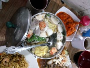 Foto 3 - Makanan(Steamboat Special) di Kobe Japanese Food oleh Fadhlur Rohman