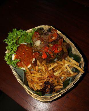Foto 1 - Makanan(Nasi jeruk ayam tangkap aceh) di Nasi Jeruk Tanggal Tua oleh Claudia @claudisfoodjournal