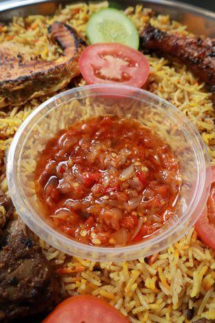 Foto 2 - Makanan di Kebuli Ijab Qabul oleh @christianlyonal