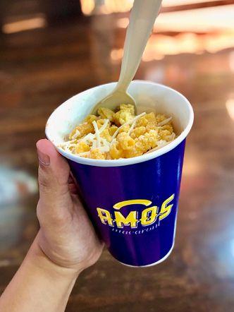Foto Makanan di Amos Macaroni