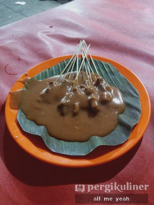 Foto 1 - Makanan di Sate Padang Ajo Ramon oleh Gregorius Bayu Aji Wibisono
