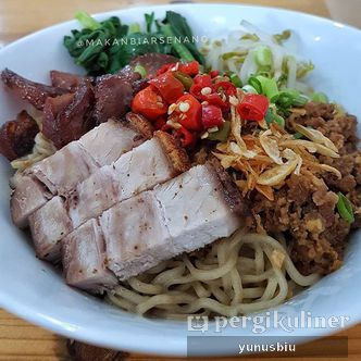 Foto Makanan di Bakmi Macan
