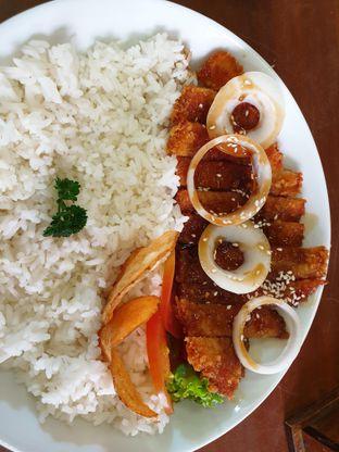 Foto - Makanan(Rice with Chicken Katsu Teriyaki) di De Mandailing Cafe N Eatery oleh Cindy Litawati